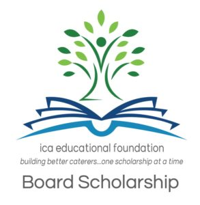 ICAEF Board Scholarship Logo